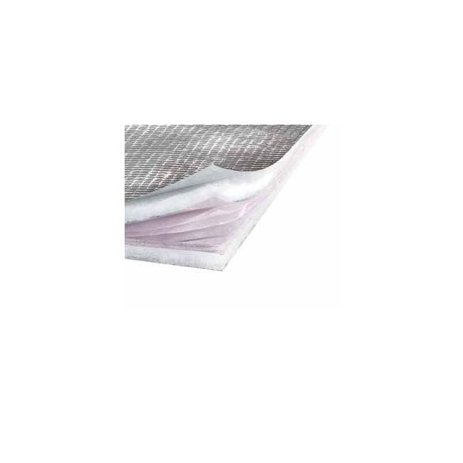 Triso super max 9 thin multiriflettente insulating panels for insulating roofs attics vertical - Actis triso super 12 ...