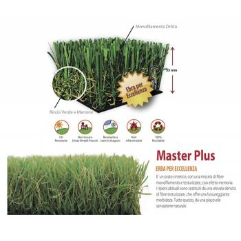 SYNTHETIC LAWN MASTER MEMORY REALTURF