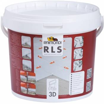 R.L.S. Kit 3D - Distanziatori livellanti Raimondi