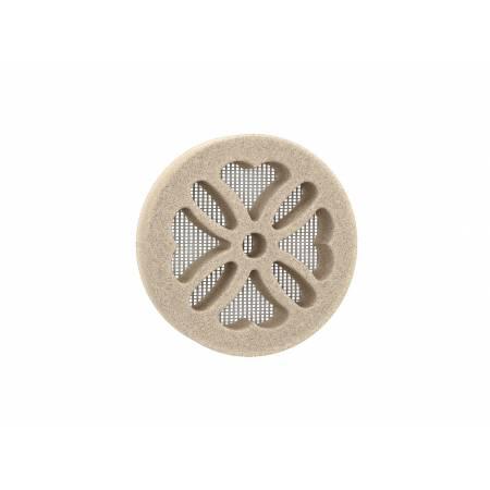 Decorwind: decorative ventilation grid
