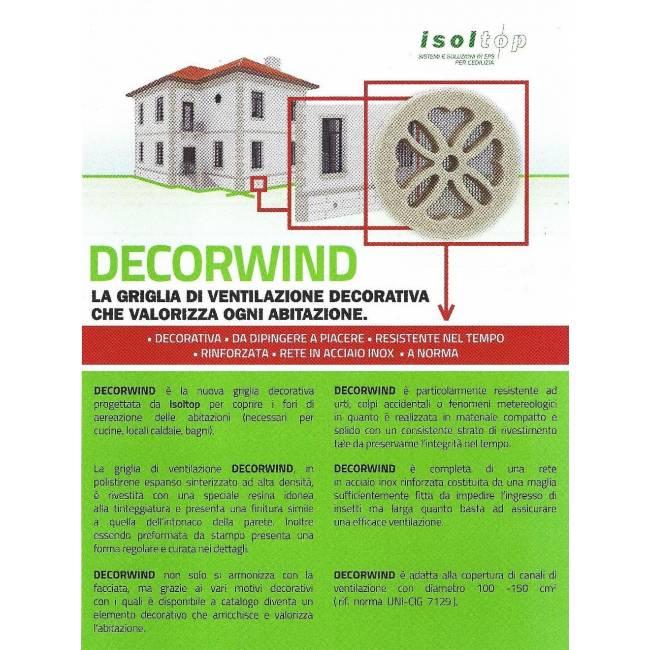 decorwind rejilla de ventilaci n decorativo. Black Bedroom Furniture Sets. Home Design Ideas