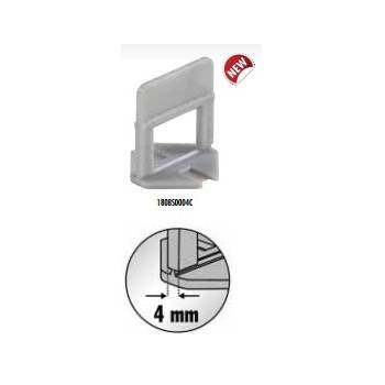Bases 4 mm para el Sistema de nivelacion Raimondi RLS
