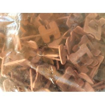 Clips 4 mm Tile Levelling Spacers