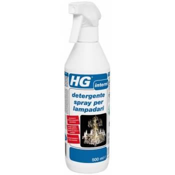 HG detergente spray per lampadari