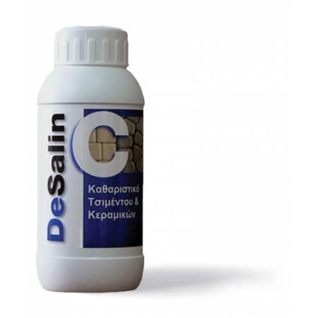 DeSalin C NanoSilv: detergente per la rimozione dei residui