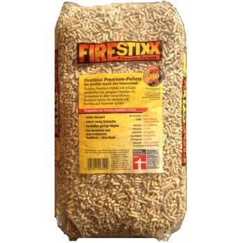 Pellet Firestixx Premium certificato Din plus