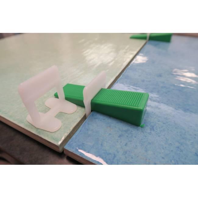Cunei distanziatori 1mm confortevole soggiorno nella casa - Distanziatori per piastrelle autolivellanti ...