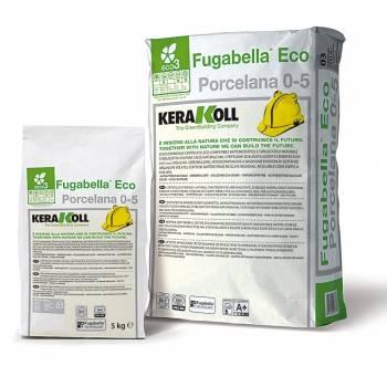 Fugabella Eco Porcelana 0-5 Kerakoll 5kg