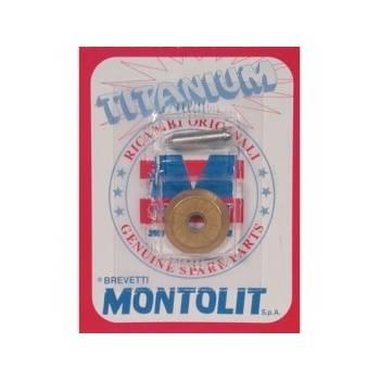 Rad Gravur Fräser für Titan MONTOLIT
