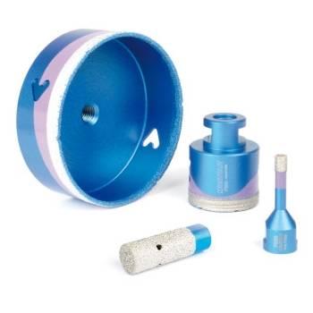 Diamond Core-Bits for Dry drilling Mondrillo FS