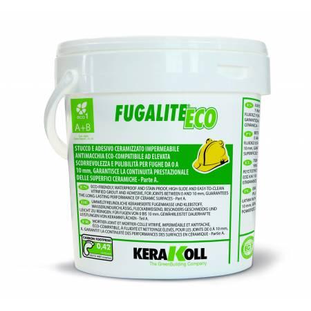 Fugalite Eco Kerakoll 3 kg 0-10: mortiers-joints organiques pour céramique