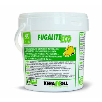 Fugalite Eco Kerakoll 3 kg 0-10: Organic Mineral Grouts for Ceramic Tiles