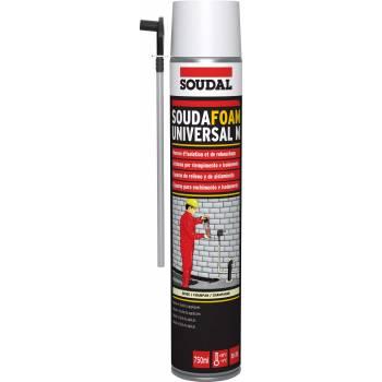 Soudal mousse de polyuréthane Fix & Remplir Montage & Isolante