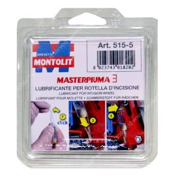 Lubricante para cortador de azulejos Masterpiuma Montolit