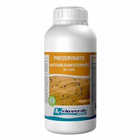 Woodworm and termite proof protection for wood Rio Verde Renner 0,75 l