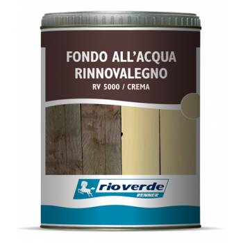 Water-based wood restoring primer Rinnovalegno 0,75 l
