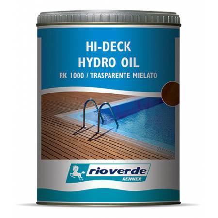 Hi-Deck Hydro Oil for outdoor floors