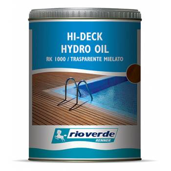 Hi-Deck Hydro Oil for outdoor floors