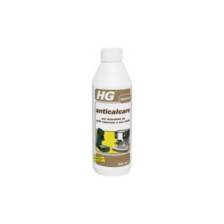 HG anticalcare per macchine da caffè espresso e con cialde 500 ml