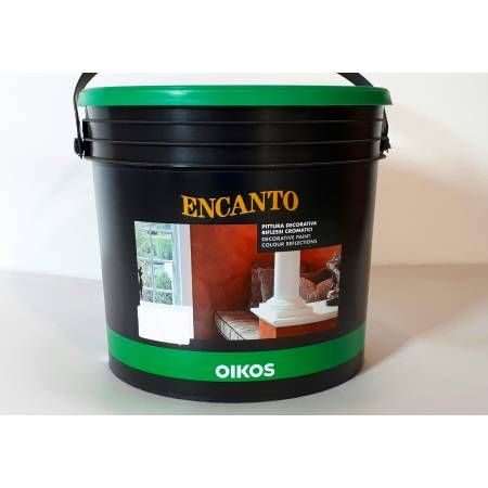 Oikos Encanto decorative breathable paint