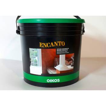 Oikos Encanto decorative breathable paint