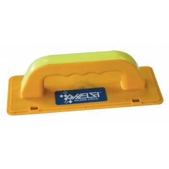 Ergonomic handle for interchangeable sponge Ghelfi