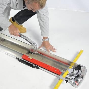 Cortador de azulejo manual Profi Alu Battipav