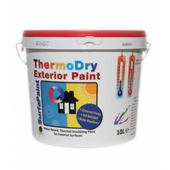 SurfaPaint ThermoDry Esterni 10LT Nanosilv