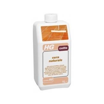 HG cera naturale per cotto 1lt