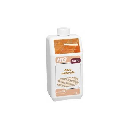 HG cera naturale per cotto 1lt