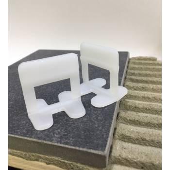 Laschen 4 mm Verlegehilfe für Fliesen Block Level Evo
