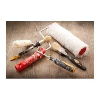 Pennelli e accessori per la pittura