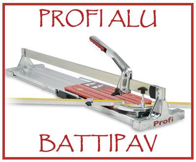 Tagliapiastrelle Profi Alu Battipav